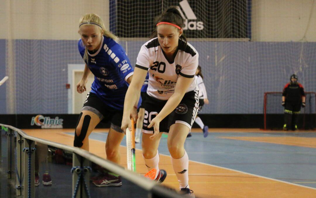 """Zuzana Dundová: """"Verím, že keď budeme pokračovať takto ďalej tak sa dostaneme cez to """"nešťastné"""" prvé kolo play-off."""""""