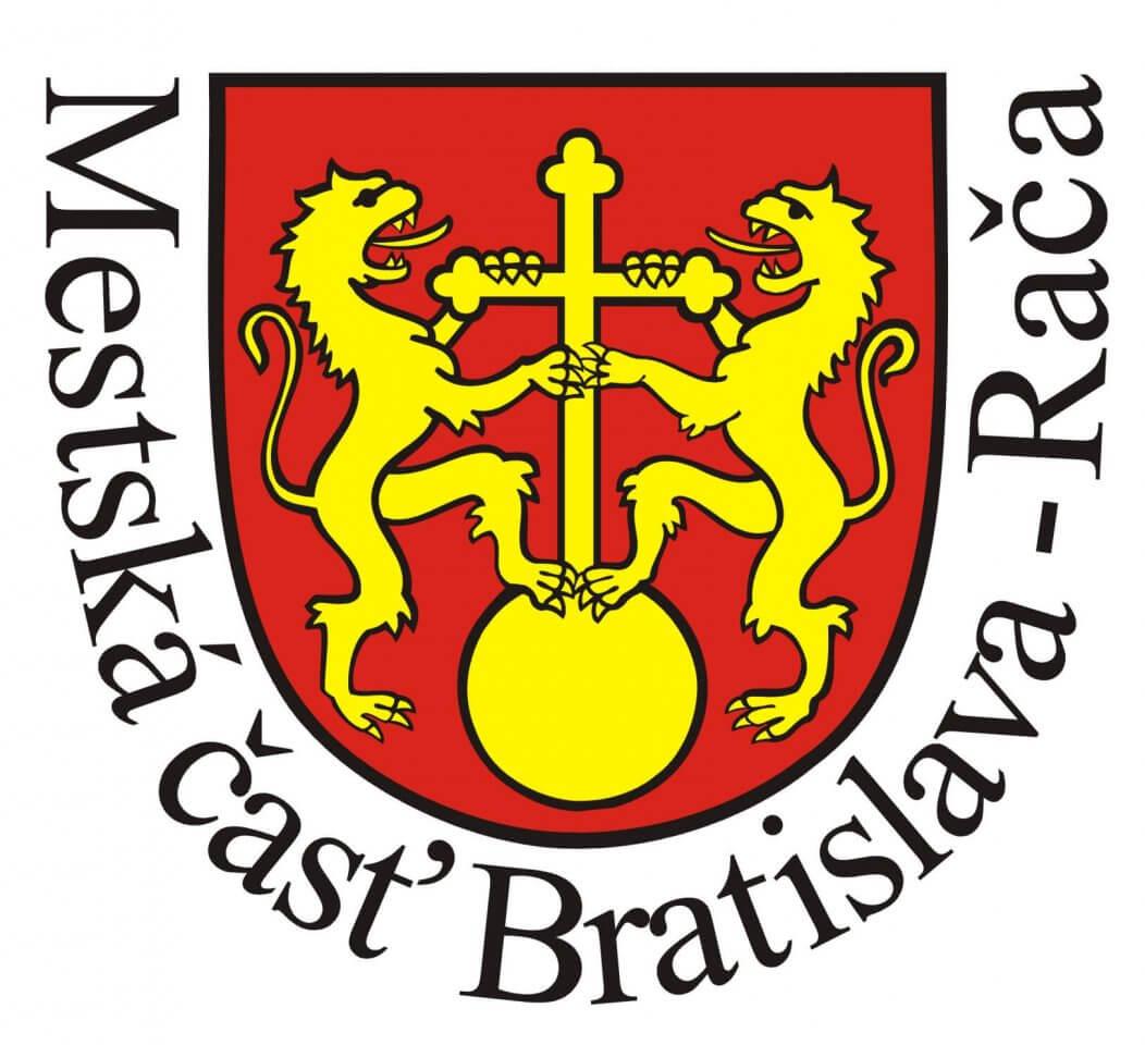 Poďakovanie mestskej časti Bratislava – Rača
